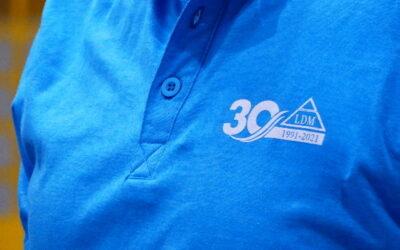 Partnerská firma naší školy slaví 30let!